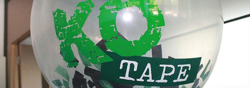 Launch Night - KO Tape Balloon